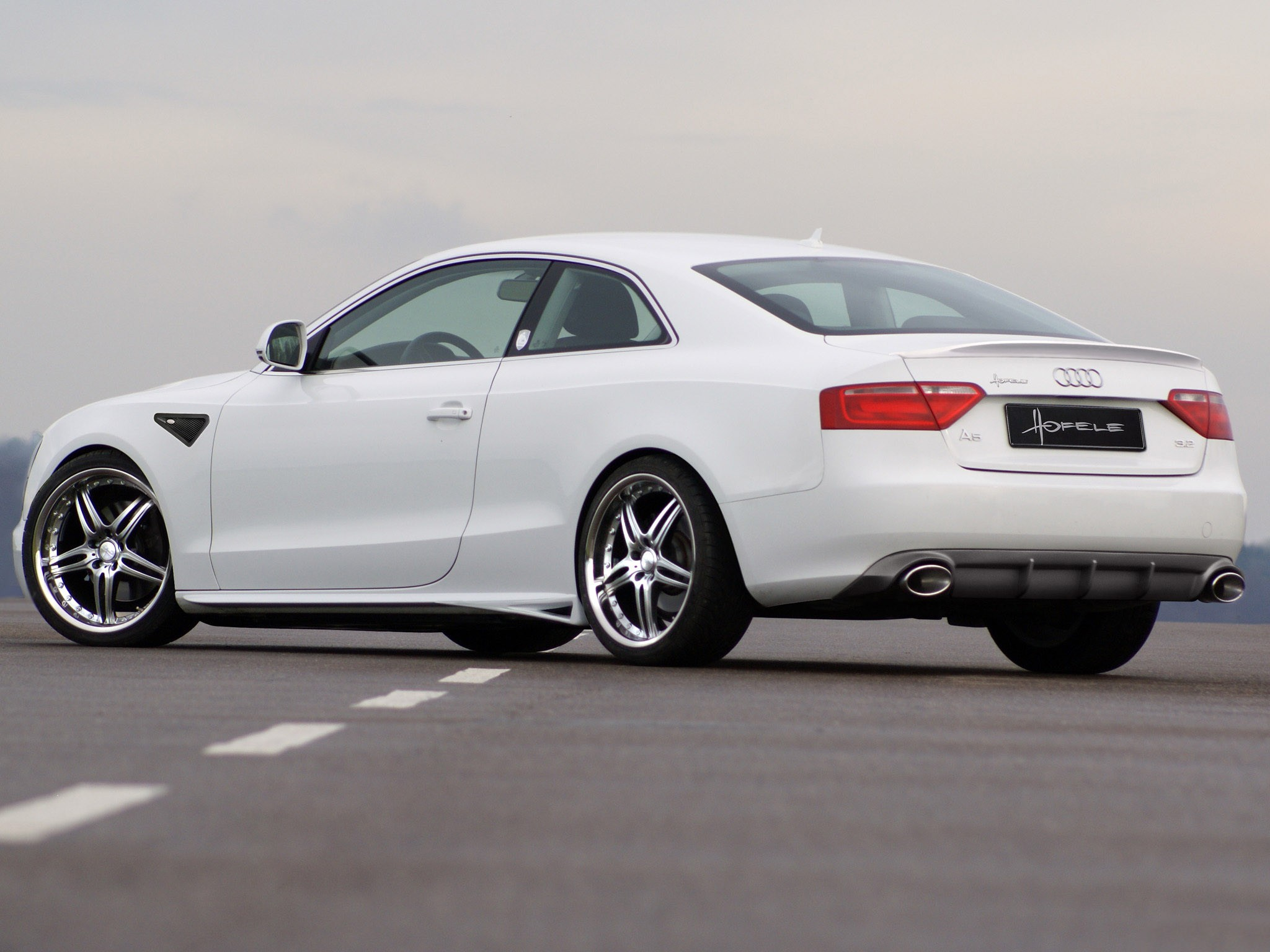 2007 Hofele Design - Audi A5 3.2 Coupe