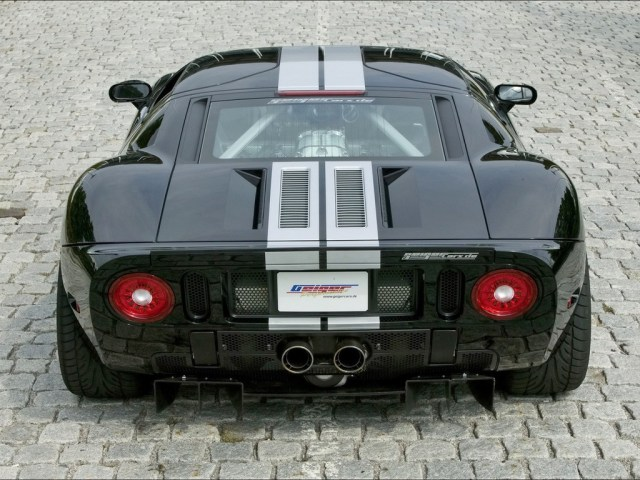 2008 Geigercars - Ford GT