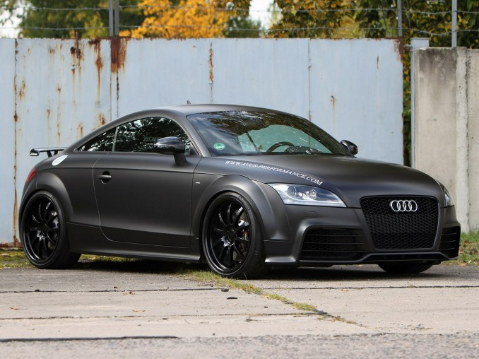2009 Avus-Performance - Audi TT RS