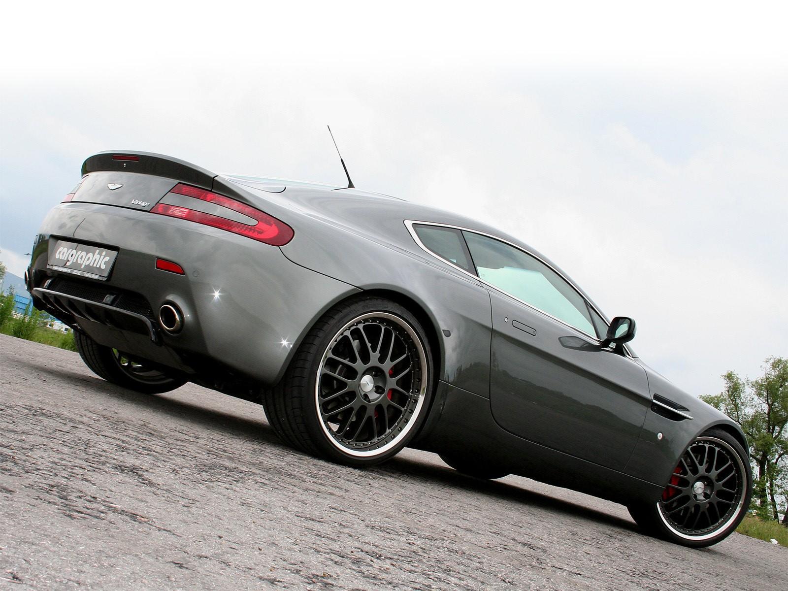 2009 Cargraphic - Aston Martin V8 Vantage