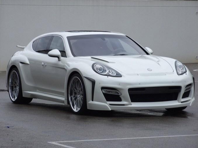 2009 Fab Design - Porsche Panamera