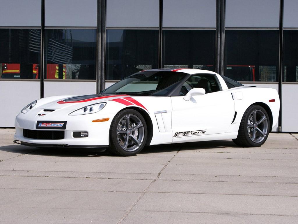 2010 Geigercars - Chevrolet Corvette Grand Sport
