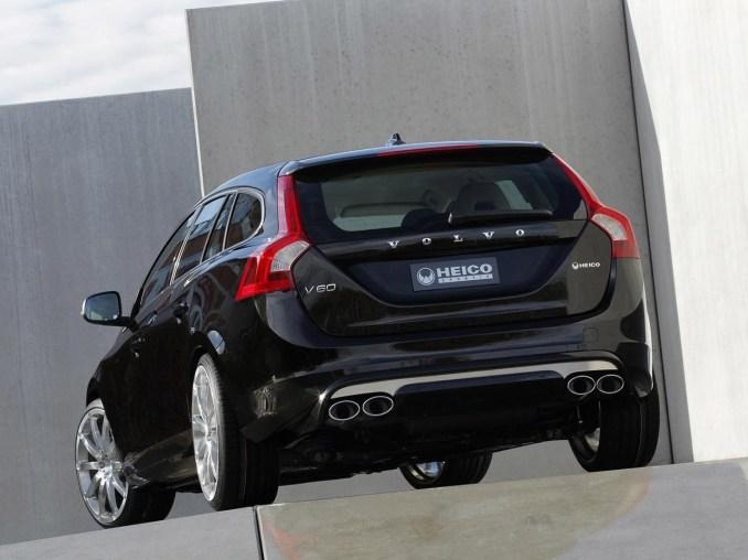 2010 Heico Sportiv - Volvo V60