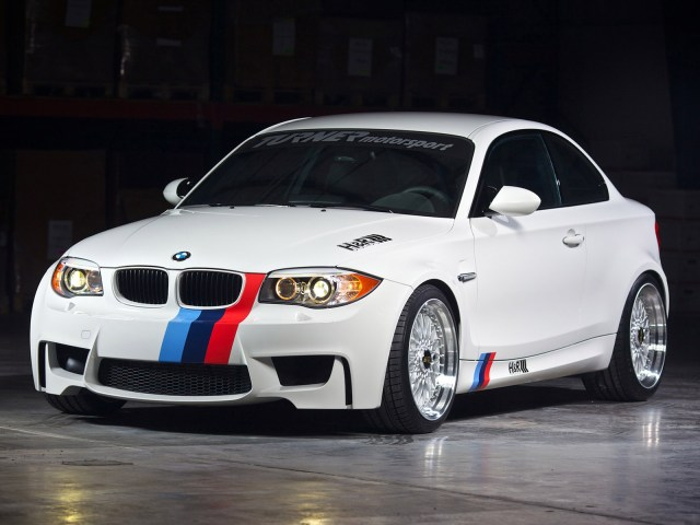 2011 H&R - Bmw 1 Series M Coupe