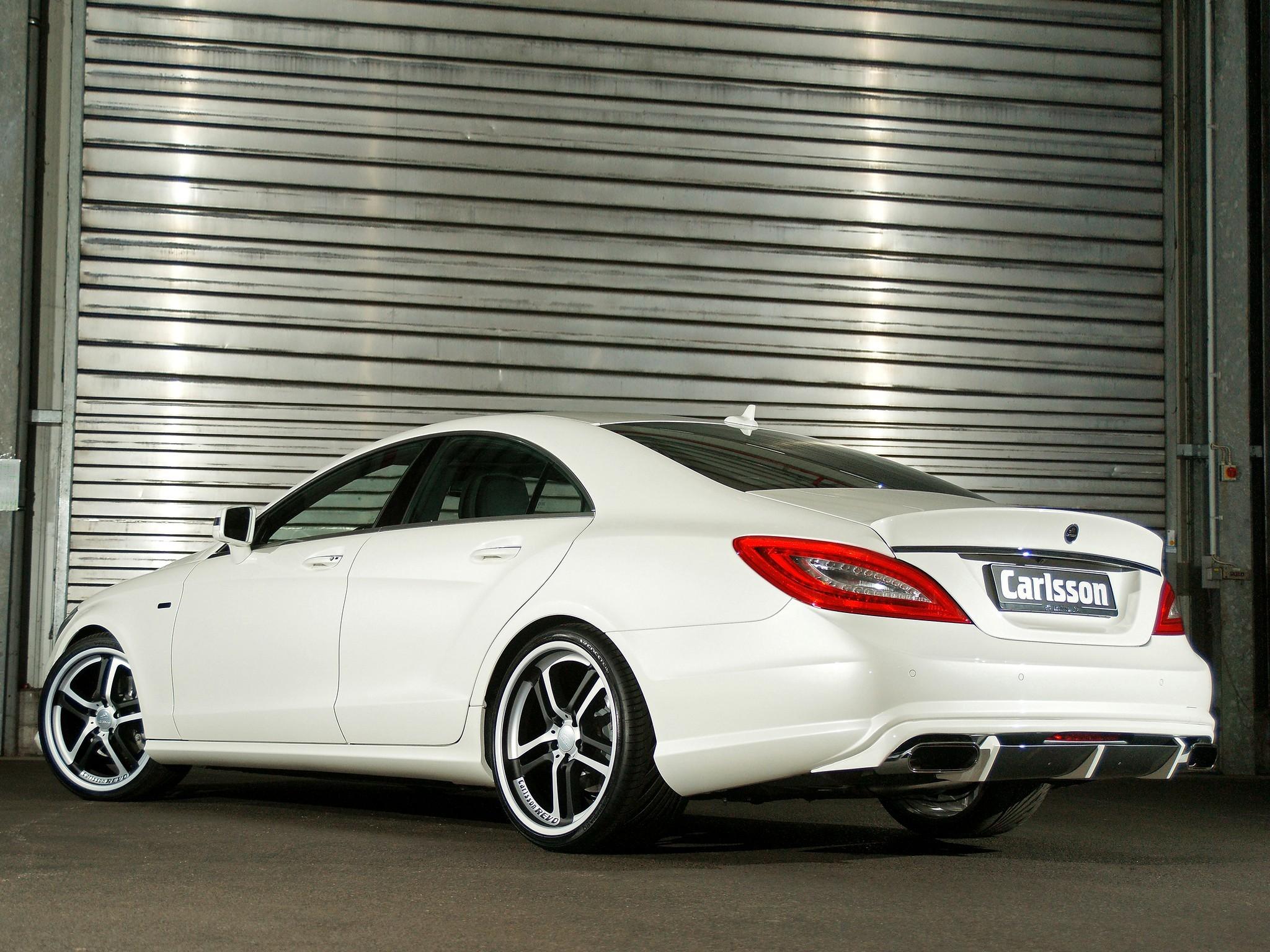 2011 Carlsson Mercedes CLS63 AMG