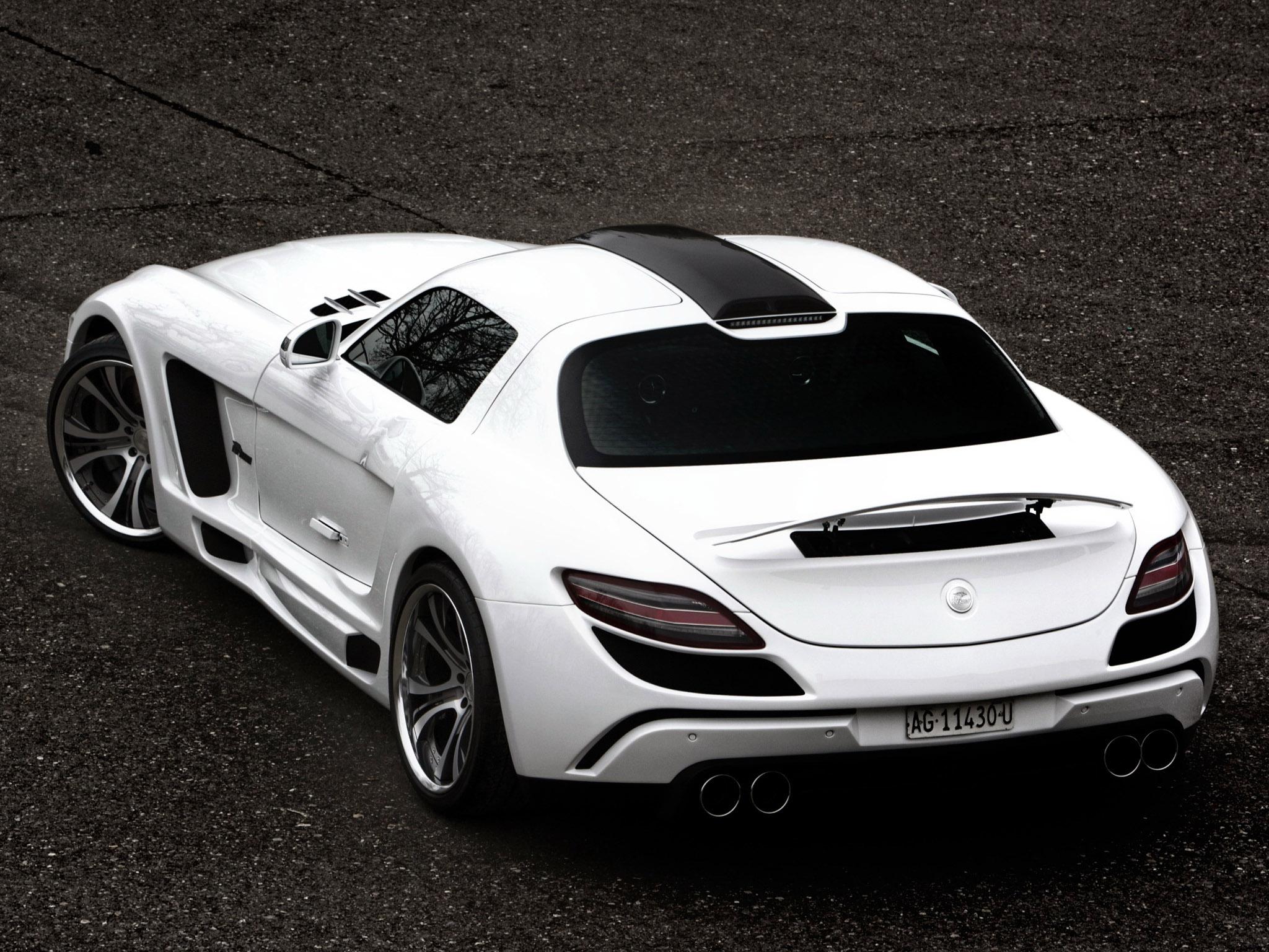 2011 Fab Design - AMG Mercedes SLS