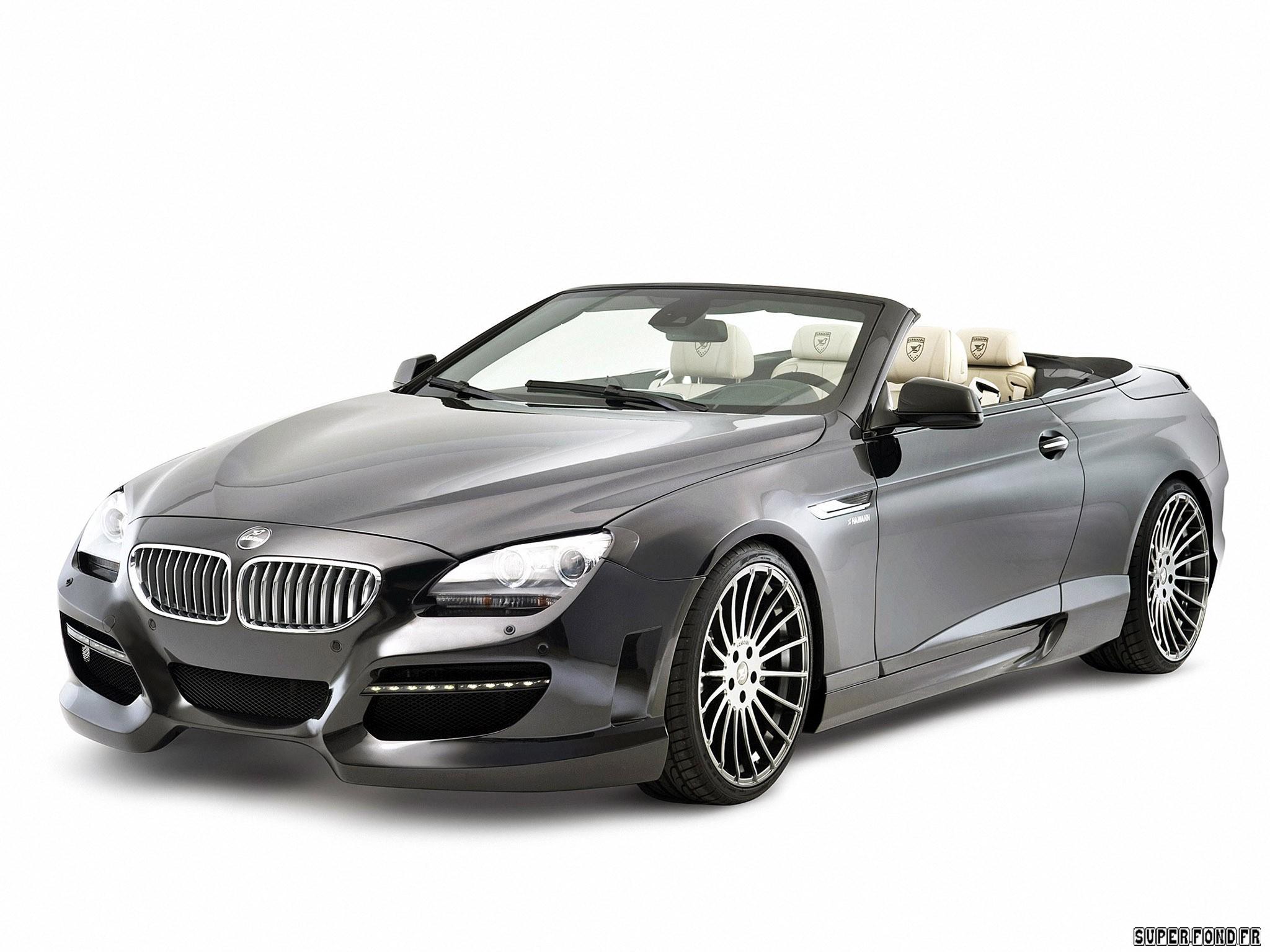 2011 Hamann - Bmw 6 Series Cabrio F13