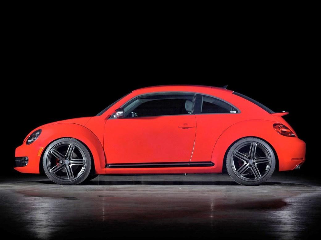 2012 H&R - Volkswagen Beetle Turbo Project