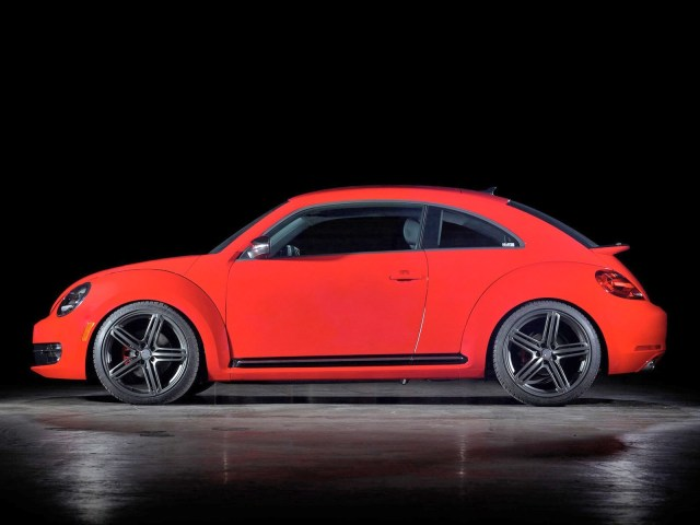 2012 H&R - Volkswagen Beetle Turbo Project