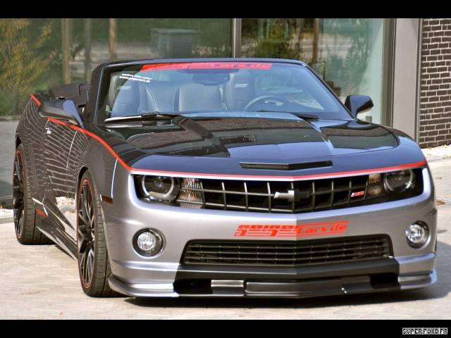 2012 Geigercars - Chevrolet Camaro 2SS Convertible Compressor