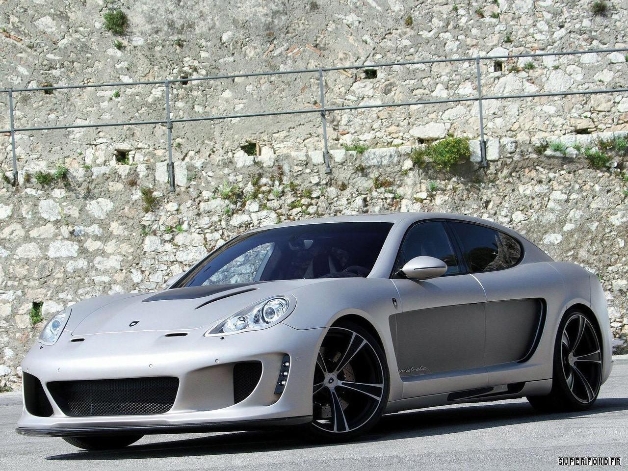 2012 Gemballa - Porsche Panamera Mistrale