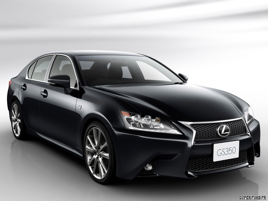 2012 Lexus GS 350 F-Sport Japan