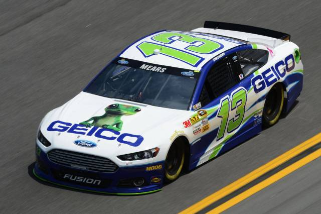2013 Casey Mears - Ford Fusion