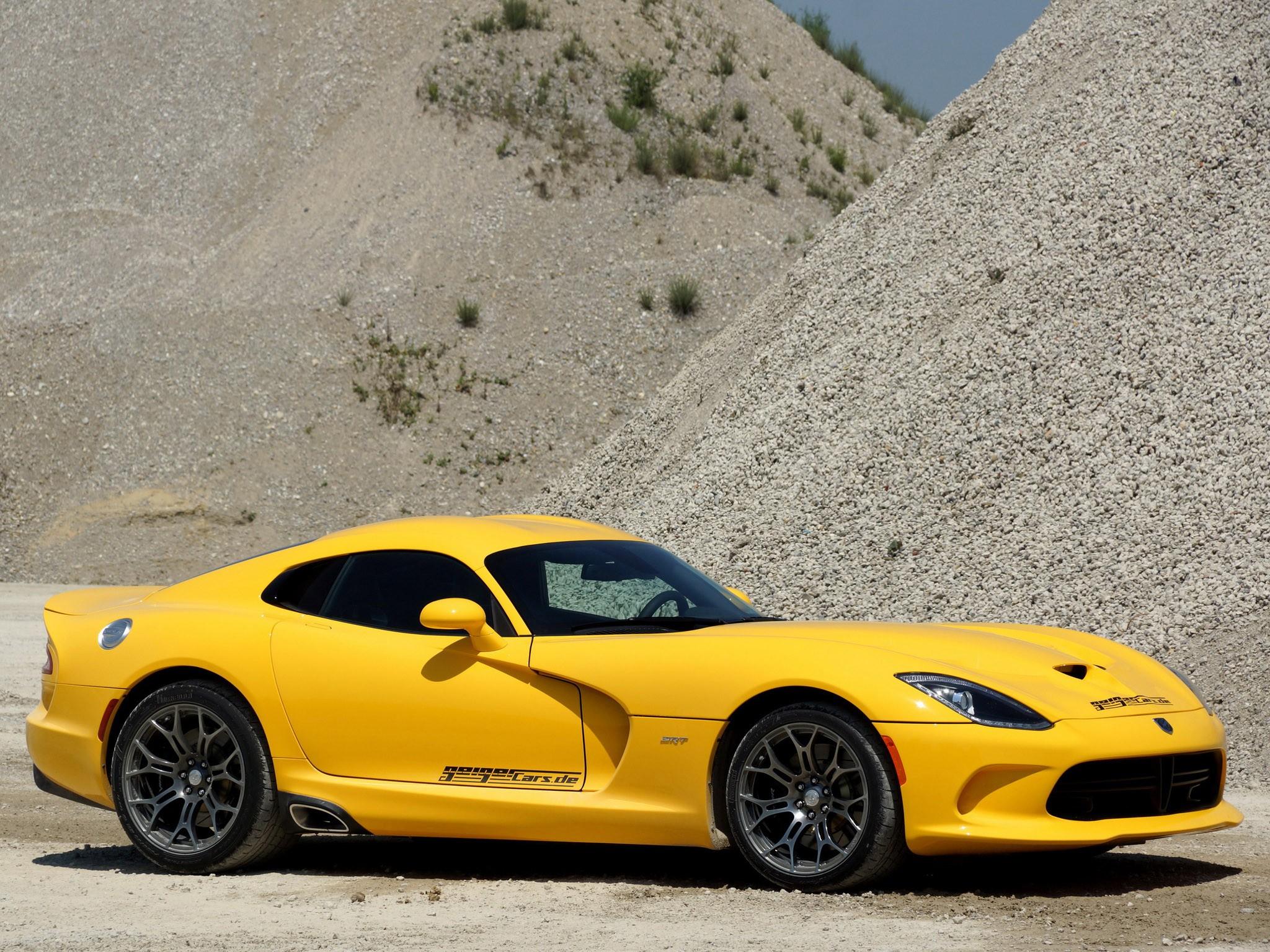 2013 Geigercars - SRT Dodge Viper