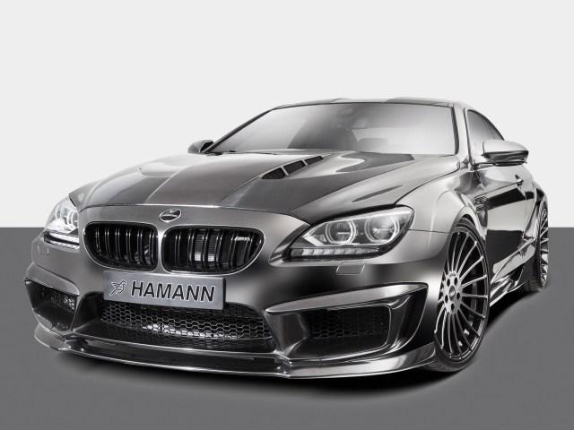 2013 Hamann - Bmw M6 Mirr6r F12