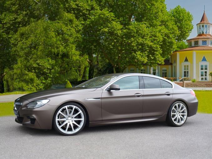 2013 Hartge - Bmw 6 Series 640i Gran Coupe