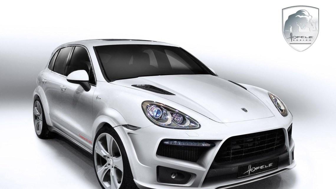 Hofele Design Tuner Automobiles Allemand: Produits haut de gamme