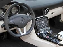 2013 Inden Design - Mercedes SLS 63 AMG Roadster R197