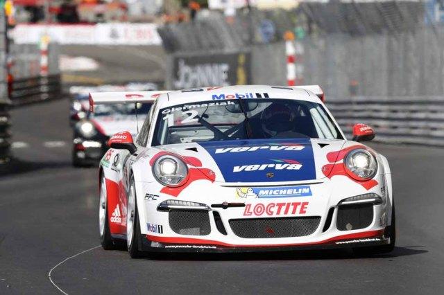 2013 Porsche Supercup - Monaco - Kuba Giermaziak