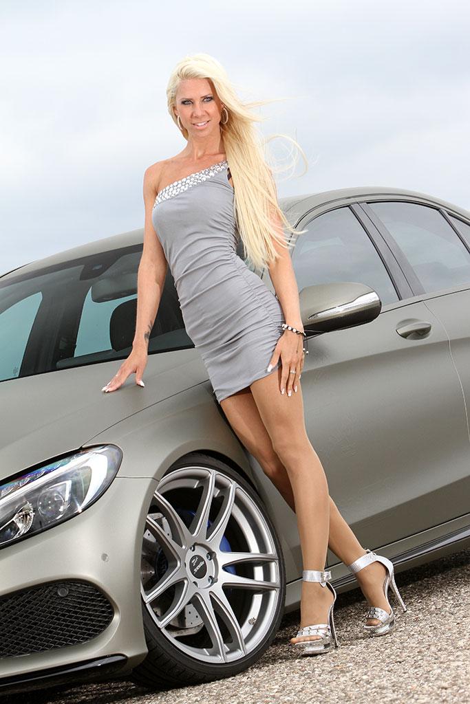 2014 Inden Design - Mercedes C Klasse AMG Line