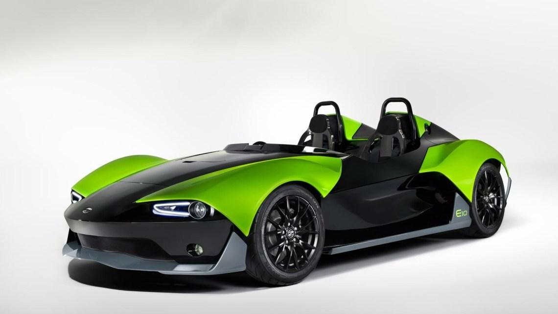 Zenos Cars est un petit constructeur Anglais de roadsters biplaces