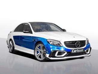 2015 Carlsson - CC63S Rivage W205 Base Mercedes C63 AMG-S