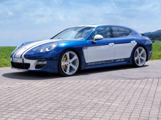 2015 Gemballa - Porsche Panamera GTP 720 970