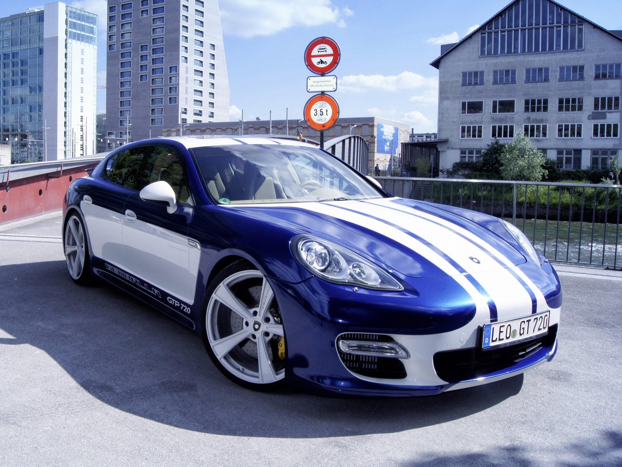 2015 Gemballa – Porsche Panamera GTP 720 970 [05]