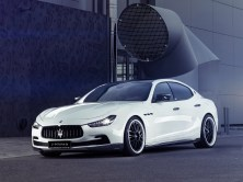 2015 Maserati Ghibli Evo G and s exclusive