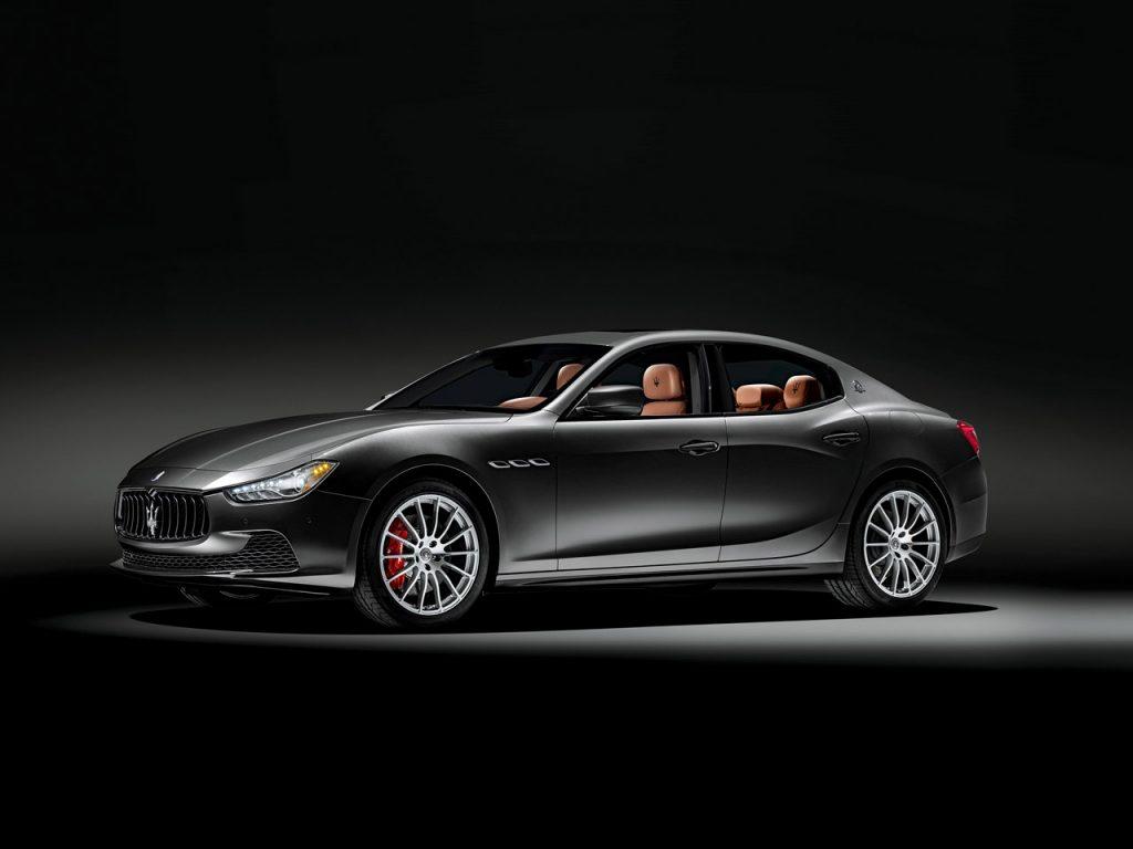 2015 Maserati Ghibli S Q4 100th Anniversary Neiman Marcus Edition