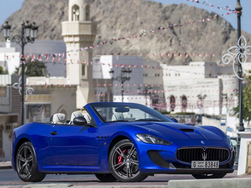 2015 Maserati Grancabrio MC Centennial Edition
