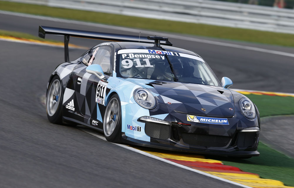 2015 Porsche Supercup - SPA - Patrick Dempsey