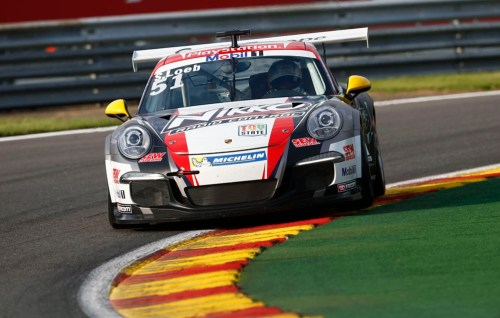 2015 Porsche Supercup - SPA - Sebastien Loeb