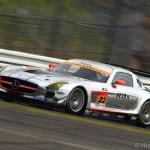2015 Super GT300 - Mercedes Benz SLS AMG GT3