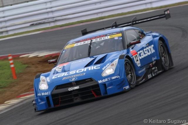 2015 Super GT500 - Honda NSX GT