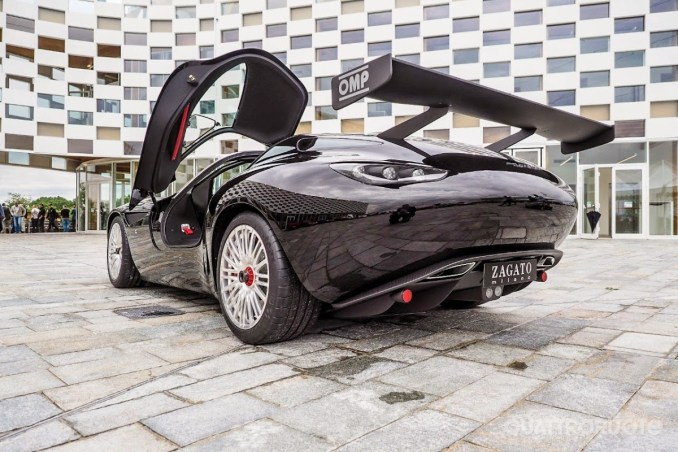2015 Zagato Maserati Mostro