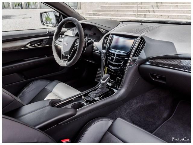 2016 Geiger Cadillac ATS V Coupe
