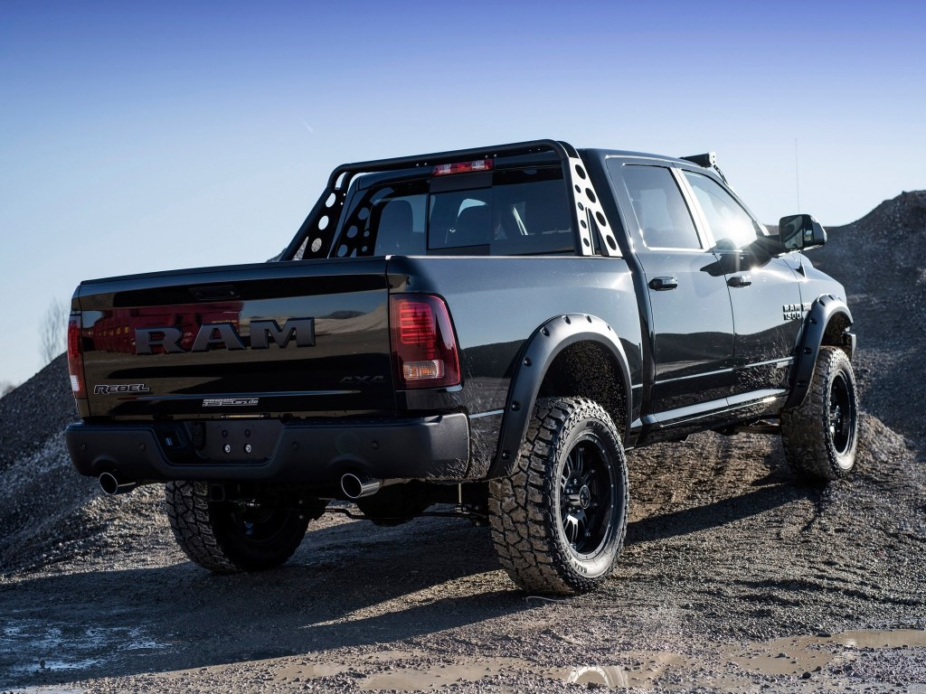 2016 Geigercars - Dodge Ram 1500 Rebel