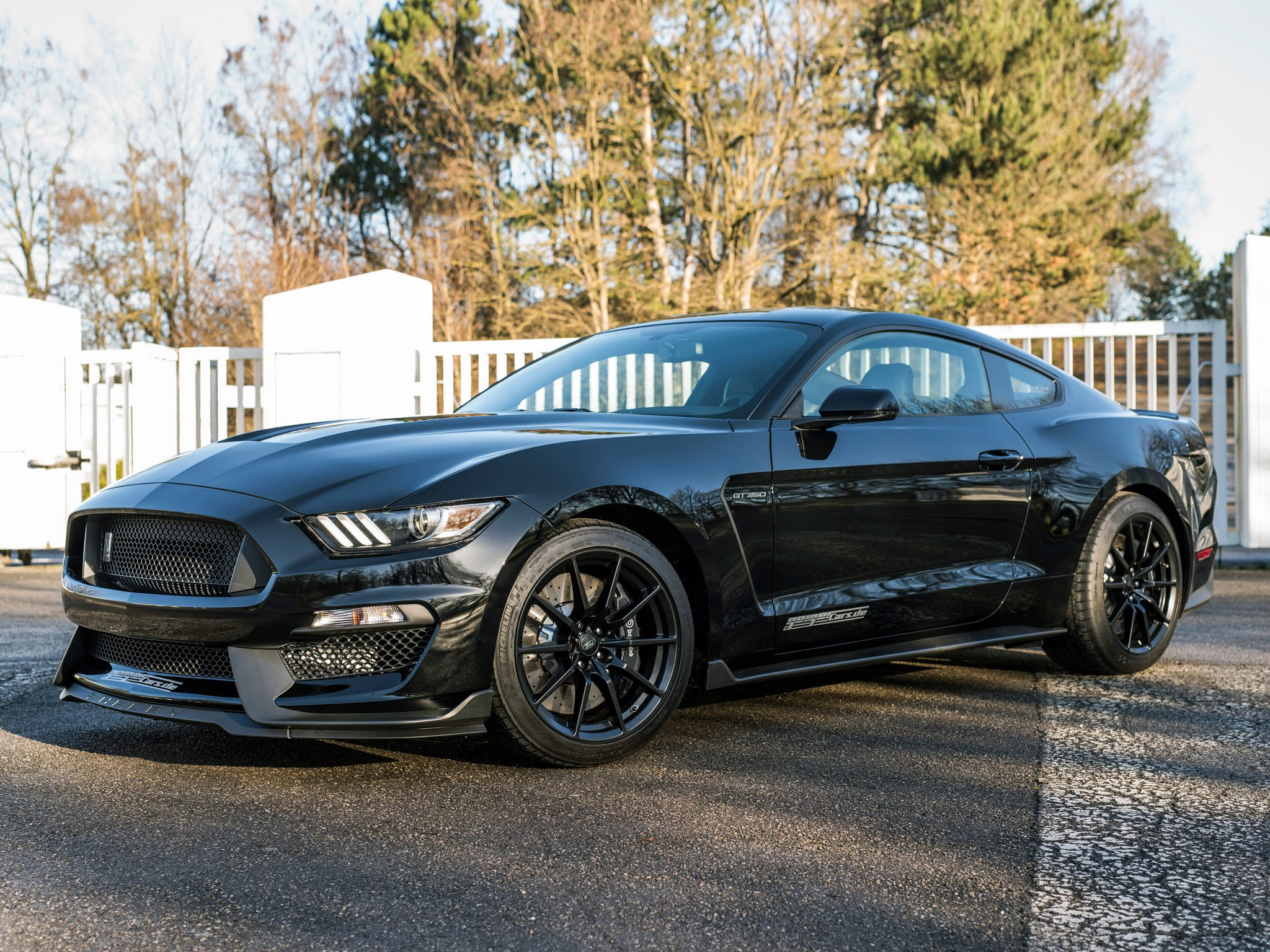 2016 Geigercars - Ford Mustang Shelby GT350