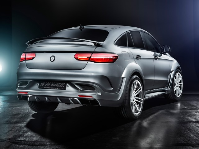 2016 Hamann - AMG Mercedes GLE 63 S 4matic Coupe C292