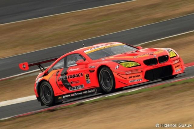 2016 SuperGT GT300 BMW M6 GT3