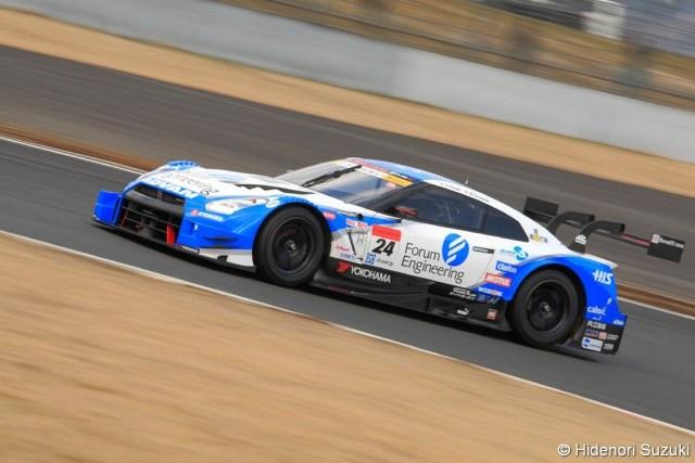 2016 SuperGT GT500 Nissan GT-R