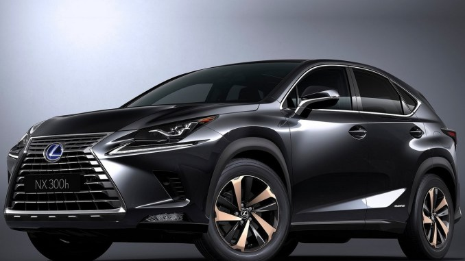lexus nx 300h 2018 moteur hybride 4 cylindres de 2 5 litres photoscar. Black Bedroom Furniture Sets. Home Design Ideas