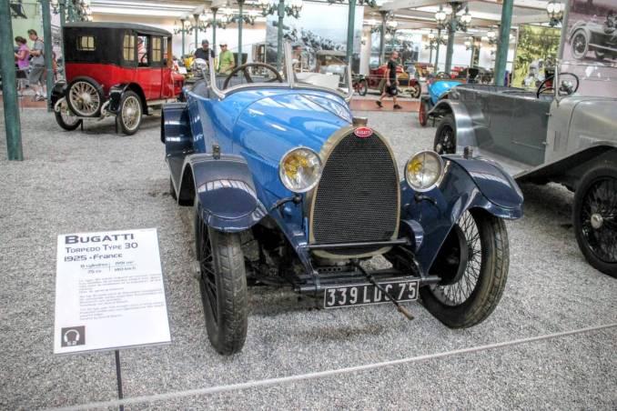 1925 Bugatti Torpedo Type 30