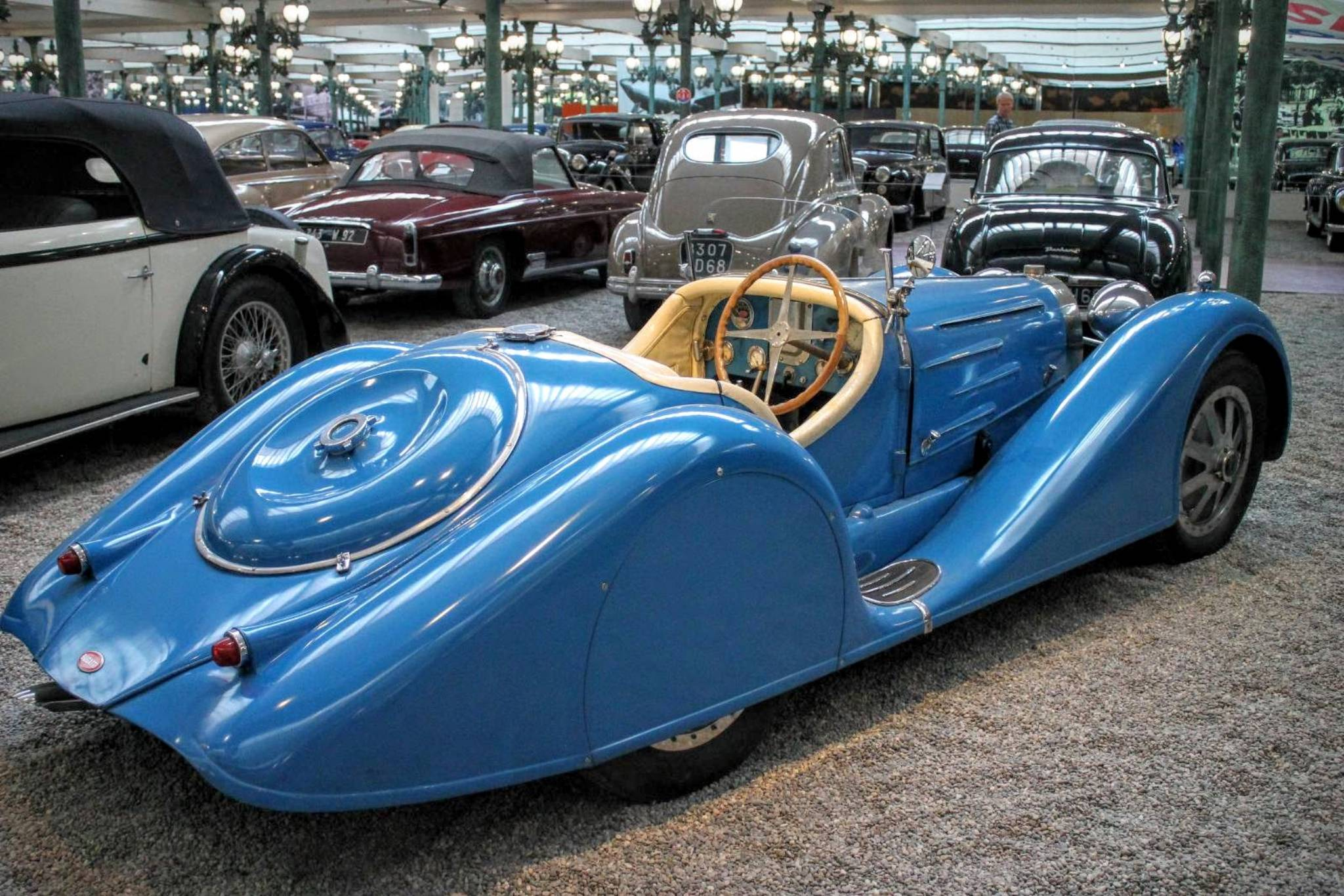 1927 Bugatti Biplace Sport Type 35b