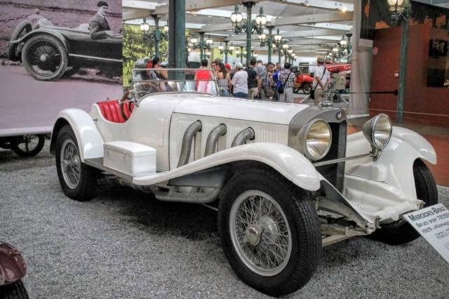 1929 Mercedes Benz Biplace Sport 720 SSK