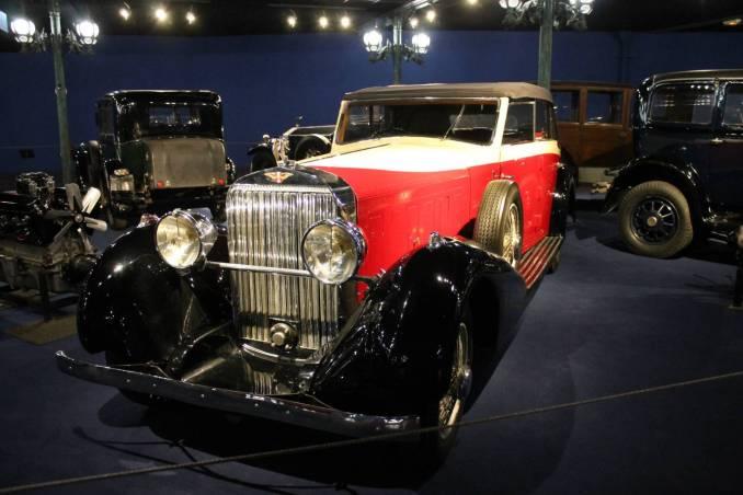 1933 Hispano Suiza Cabriolet J12