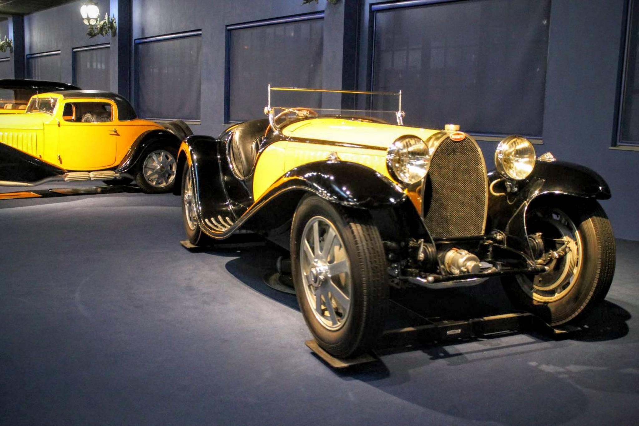 1934 Bugatti Coach Type 55