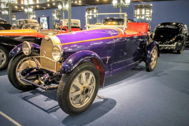 1935 Bugatti Roadste Type 55