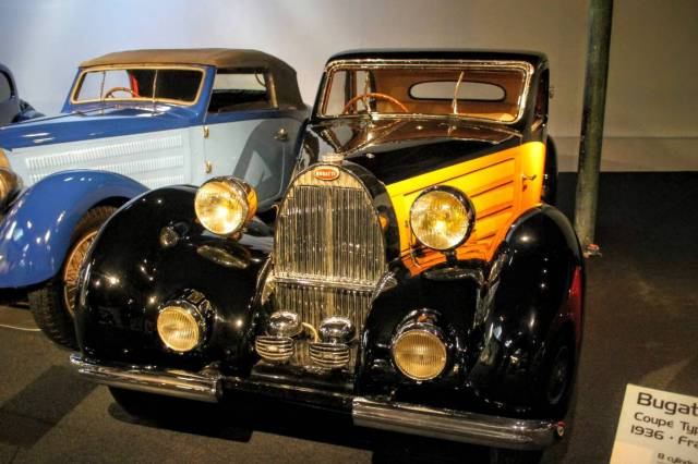 1936 Bugatti Coupe
